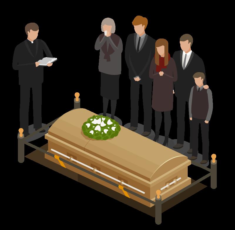 Funeral-people